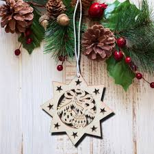 compare prices on wood christmas ornaments online shopping buy christmas tree decorations for home new year party supplies wooden christmas ornaments jingle bells navidad pendant