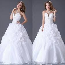 evening wedding dresses new design gown of v neck beaded backless satin voile