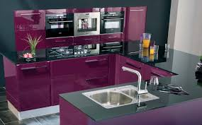 cuisine aubergine cuisine couleur aubergine ikea cuisine idées de décoration de