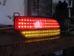 how to make custom led tail lights diy led tail lights
