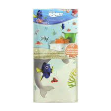 disney pixar finding dory peel and stick wall decals toys