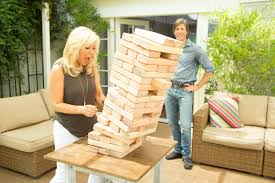 how to diy giant jenga game home u0026 family hallmark channel