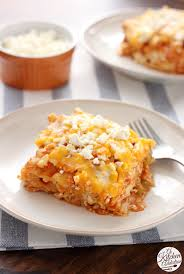cbell kitchen recipe ideas cooker buffalo chicken lasagna a kitchen addiction
