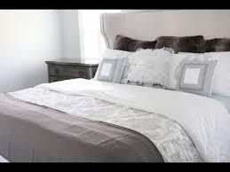 master bed bedding linen haul tjmaxx target homegoods youtube