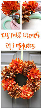 Great Fall Decorations With Diy Fall Craft Ideas Homebnc on Home