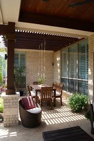 Attaching Pergola To House by Pergola Attached To House Landscape Modern With Coastal Patio