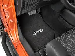 jeep wrangler mats lloyd wrangler all weather carpet front black floor mats jeep