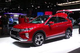 mitsubishi eclipse 2017 new mitsubishi eclipse cross priced at 21 275 auto express