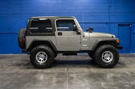 lifted 2003 jeep wrangler x 4x4 northwest motorsport