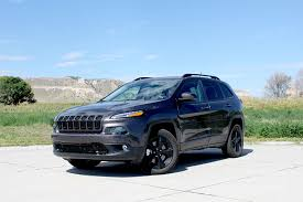 jeep cherokee power wheels first drive 2015 jeep cherokee altitude