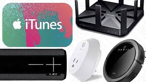 best deals on gift cards today s best deals networking gear anker robovac itunes gift