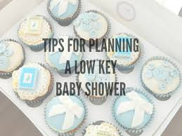 tips for planning a low key baby shower seek my scribbles