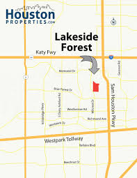 lakeside forest houston lakeside forest homes for sale