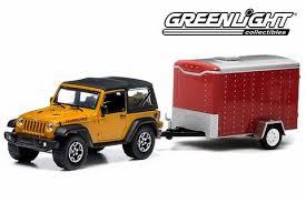 jeep wrangler cargo trailer 2014 jeep wrangler rubicon x and small cargo trailer modelmatic
