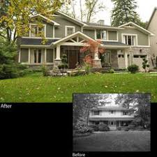 Home Exterior Remodel - home exterior renovation before and after home exterior remodeling