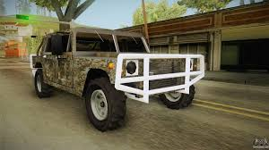 cars for replacement patriot for gta san andreas