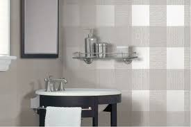 bathroom wallpaper ideas 20 designs of stylish bathroom wallpapers home design lover