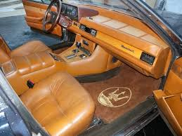 maserati orange bumperless barn find 1980 maserati quattroporte iii