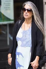 salt and pepper braid hair styles for women even more women sporting fabulous long silver hair