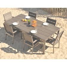 table salon de jardin leclerc table de jardin en bois leclerc salon de jardin exterieur leclerc