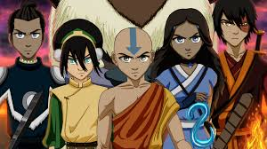 10 characters avatar airbender