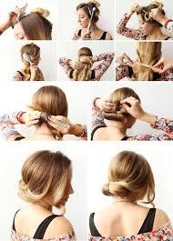 Frisuren Mittellange Haar Selber Machen by Einfache Frisuren Kurze Haare Selber Machen Acteam