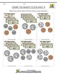 money learning worksheets money worksheets for 2nd grade wallpapercraft