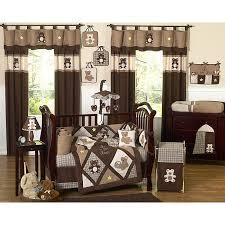 Jojo Crib Bedding Set This Sweet Teddy Themed Nine Baby Bedding Set Was