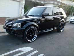 modified land rover modified 2007 range rover sport supercharged