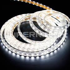 supernight 5m 5050smd 110v high voltage white led strip light