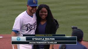 lexus bolton team royals angels celebrate jackie robinson day mlb com