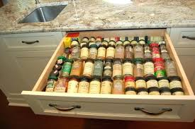 spice cabinets for kitchen spice drawer cabinet spice drawer organizer target kitchen drawer