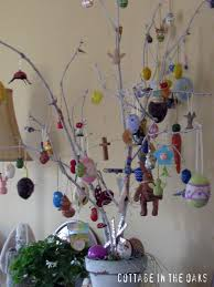 easter home decorating ideas wooden easter trees u2013 happy easter 2017