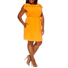 Jcpenney Wedding Guest Dresses Plus Size Fit U0026 Flare Dresses Dresses For Women Jcpenney
