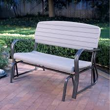Outdoor Glider Chair Benches U0026 Gliders Costco