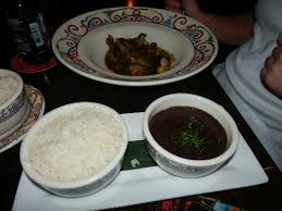cuisine libre vaca frita with rice and black beans picture of cuba libre