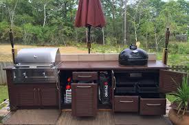 Pvc Kitchen Cabinets by Best Weatherproof Outdoor Summer Kitchen Cabinets In Melbourne Fl