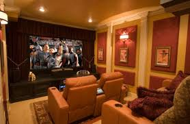 Modern Media Room Designs That Will Blow You Away - Home media room designs