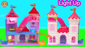 disney princess palace pets whisker haven lights pawlace disney princess palace pets magical lights light up pawlace playset