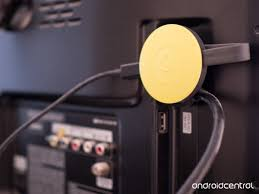 reviewed chromecast and chromecast audio for 2015 android central