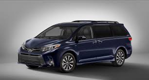 Ft 1 Toyota Price 2018 Toyota Sienna Preview Pricing Release Date