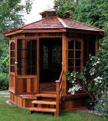Gazebo Fire Pit Ideas by 36 Spectacular Hardtop Gazebo Ideas Screens Doors And Walls