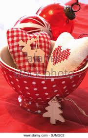 Fabric Heart Decorations Fabric Hearts Stock Photos U0026 Fabric Hearts Stock Images Alamy
