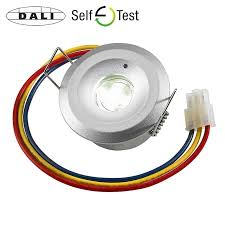 open area and escape route downlights lde3 range emergency