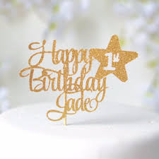 twinkle twinkle birthday happy birthday personalized twinkle twinkle cake topper