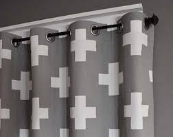 Curtains 60 X 90 Blackout Ruffle Bottom Grommet Curtains Two Curtain Panels