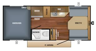 Jayco Jay Flight Floor Plans by 2018 Hummingbird Travel Trailer Floorplans U0026 Prices Nighthawk
