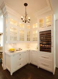 Kitchen Magnificent Built In Corner Best 25 Corner Bar Cabinet Ideas On Pinterest Corner Bar