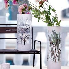 Glass Flower Vases Wholesale Colored Glass Vases Manufacturer Glass Floor Vase And Yellow Glass