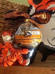 auburn tiger ornament cre8tive d sinz by